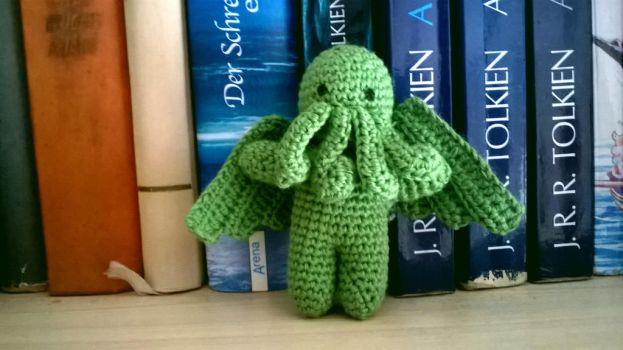 Cthulhu by LordMearln