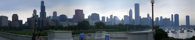 Chi-town Skyline by TheWild9