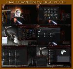 Halloween VS by bigcyco1