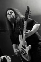 Michael Romeo - Symphony X by sicmentale