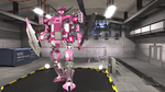 Combat ready XOR015 mecha by MachinaMan
