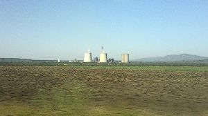 Visonta thermal power station by Hun-Ter