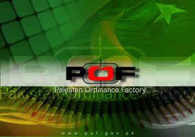 Pakistan Ordinance Factory by slightly-urs