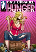 Unstoppable Hunger - Food of the Goddess by giantess-fan-comics