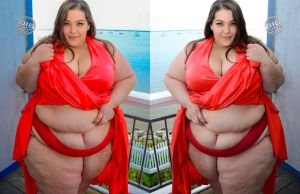 Bigcutie BoBerry loved showing off Red Hot Set 143 by ENT2PRI9SE