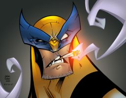 Wolvie by AlonsoEspinoza