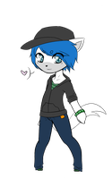 Cori Chibthing by CataclysmicRemedy