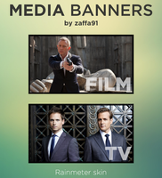 Media Banners 1.0 by zaffa91
