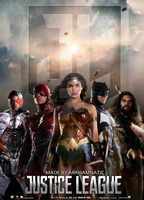Justice League movie poster by ArkhamNatic