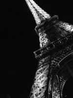 Eiffel tower, Paris by Saari-Dreams