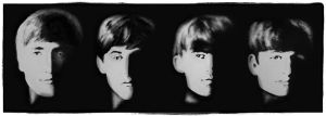 With The Beatles by 60sGirl