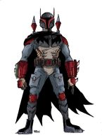 Bat Fett by MatthewPetz