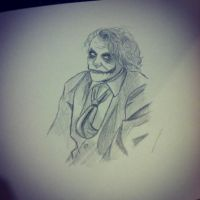 The Joker by Ailionora