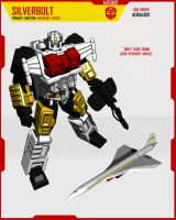AERIALBOT SILVERBOLT by F-for-feasant-design