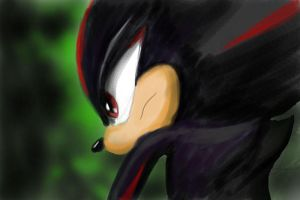 Shadow scribble by NetRaptor