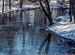 Winter Lake by JDM4CHRIST