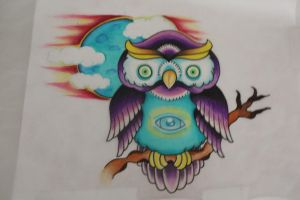 All Seeing Owl by EricTatt