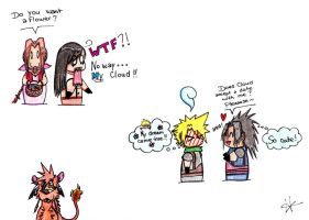 Cloud engaged ? by TamaHachiLavi