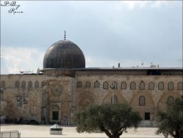 Al-Aqsa Mosque by renef