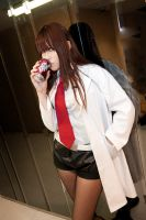 Cosplay-Makise Kurisu by neiyukina