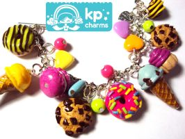 super cute bracelet by KPcharms