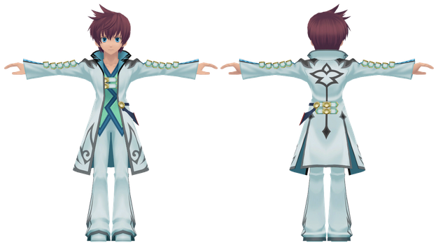 [Tales of Graces f] Asbel Lhant by PriChama