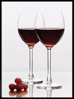 Red Wine by dra-art