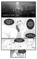 THOR:: Holidays At Stark Tower - Page 01 by Pelissa