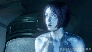 halo 4 cortana by XxDanl117xX