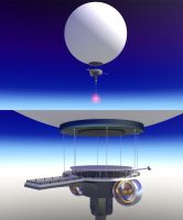 Lounge Balloon by DCkiq
