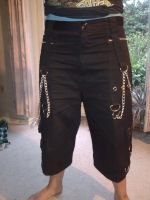 My new shorts :D 'front' by LeoOfTheDeaD