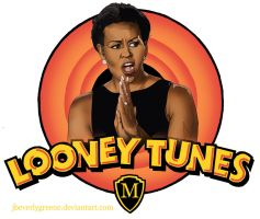 Looney Tunes Michelle by jbeverlygreene