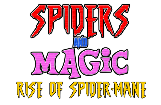 Spiders and Magic Rise of Spider Mane Logo by HeiseiGoji91