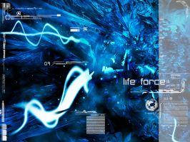Life Force by kyusuke