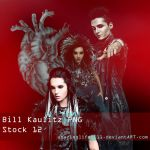 Bill kaulitz PNG stock 12 by amazinglife2011