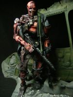 T-800 Infiltrator by spawnsauce