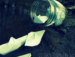 365 Project-Day 6: Float Away by hourglass-paperboats