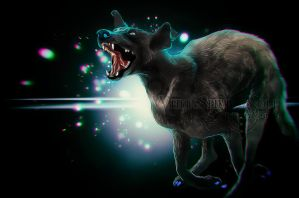 AT .: Dangerous Moment :. by WhiteSpiritWolf