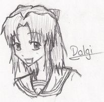 Dalgi -request- by shoujoartist