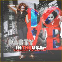 party'inthe.usa. by veritoeditions