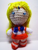 Sailormoon: Sailor Venus Doll by Nissie