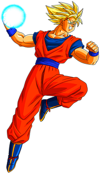 Goku SS1 6 by alexiscabo1