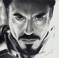 Iron Man - STEP 6 of 8 by Doctor-Pencil