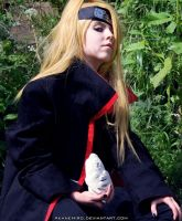 Villain: Deidara cosplay by AkaneHiro