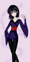 sailor saturn redesign by billabong-gal