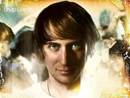 Dj David Guetta by ftdesigner