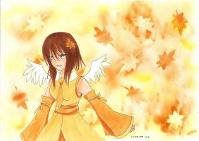 2009 Angel Autum by Shuran-Ruki