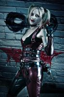 Harley Quinn by LeanAndJess