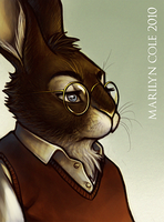 Oliver Hare by Katmomma