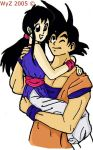 DragonBall Fight II Lovers by Wynora